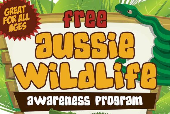Aussie Wildlife School Holiday Fun!