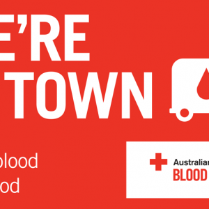 Donate some much needed blood
