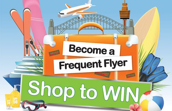Become a Frequent Flyer