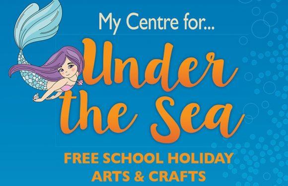 Under The Sea School Holiday Fun!