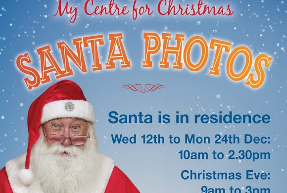 Santa hours and photos