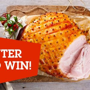 Win a Ham for Christmas