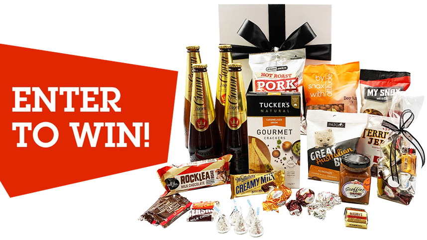 Win the Ultimate Beer Hamper