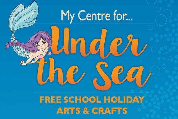 Under The Sea School Holiday Fun!