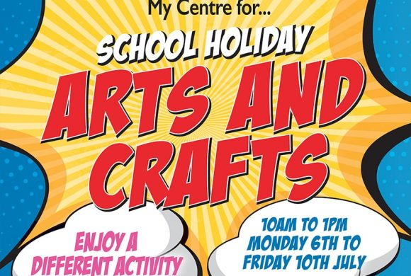 School Holiday Arts & Crafts