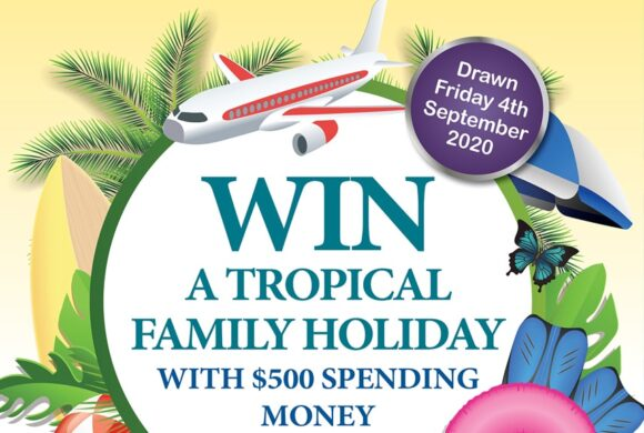 Win a Tropical Family Holiday