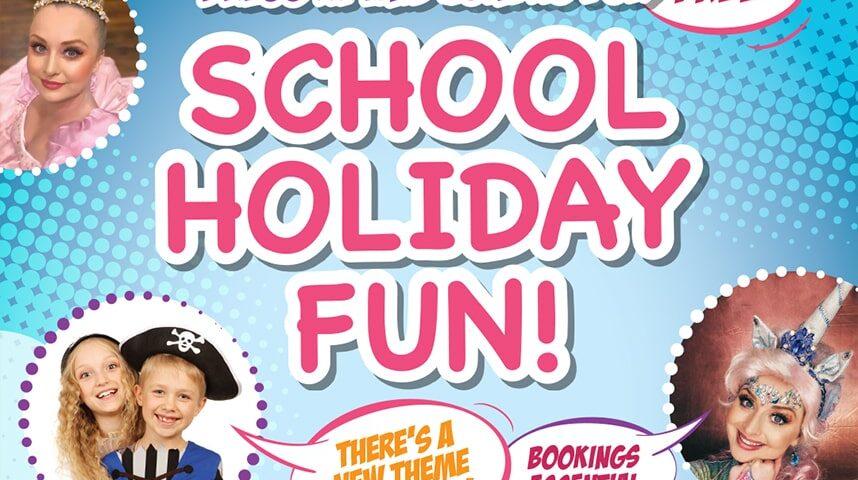 Free School Holiday Fun!